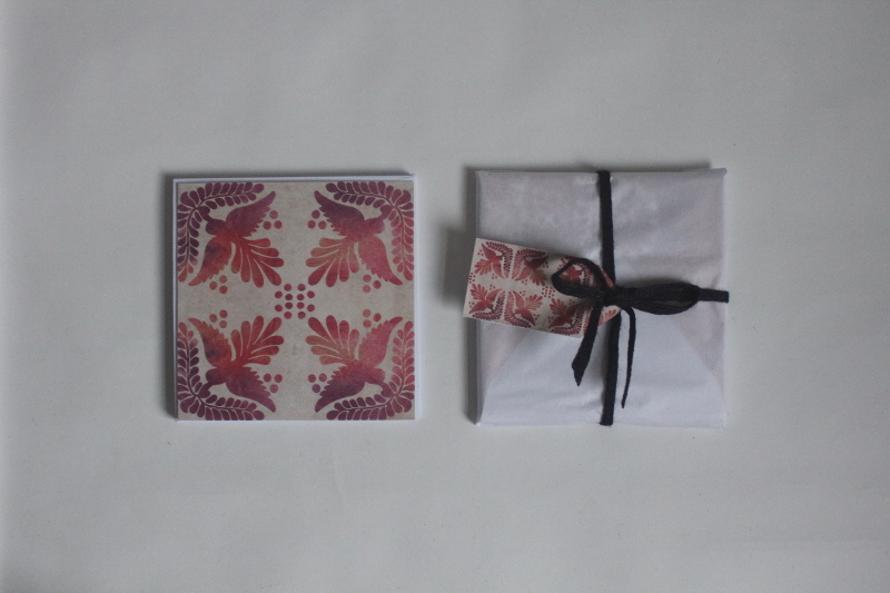 Tile Greetings Cards