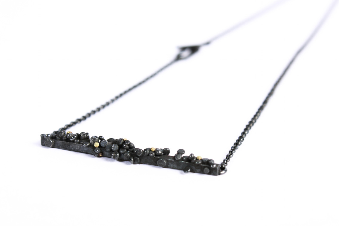 Speckle Necklace