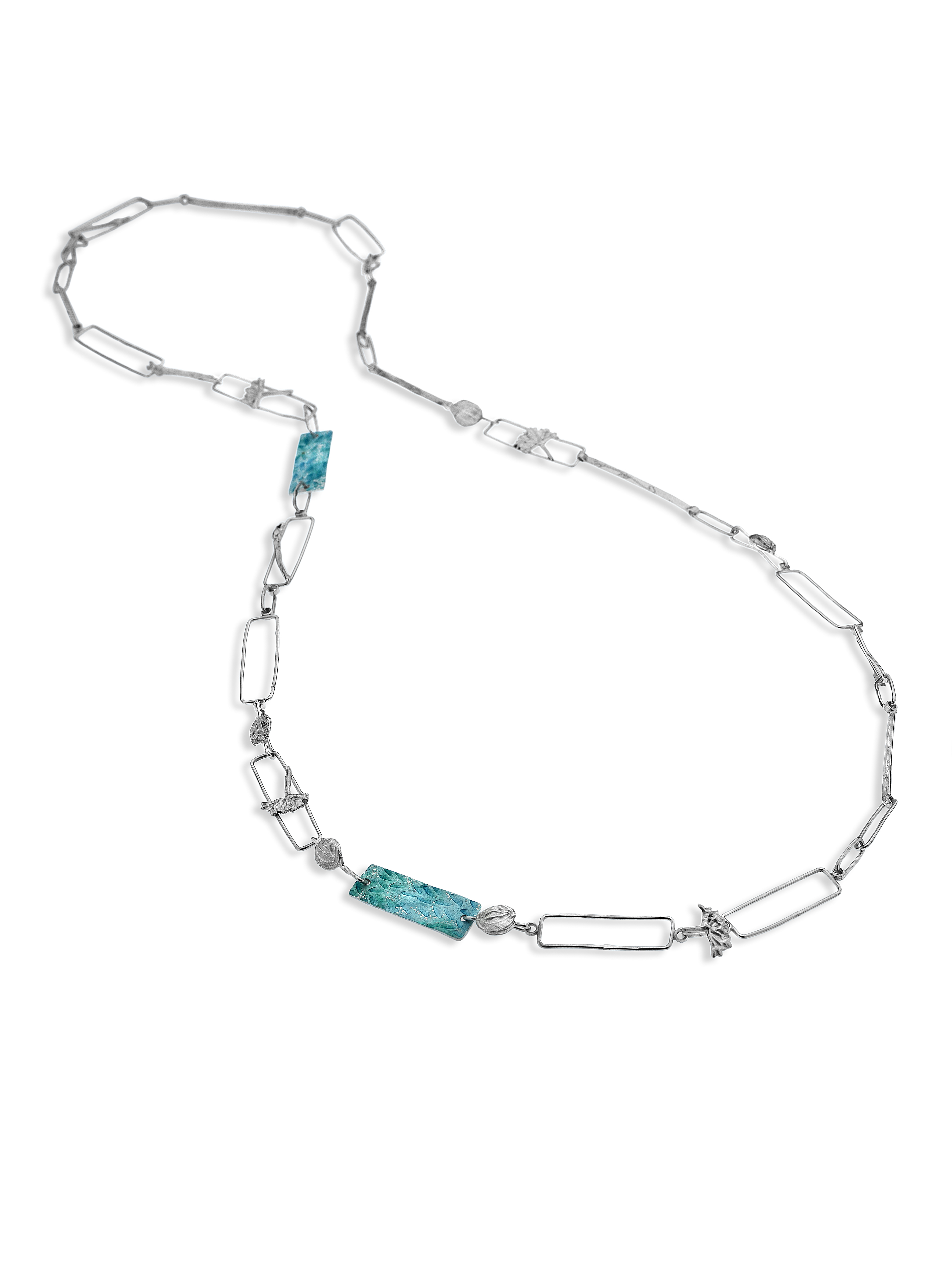 A Walk on Herm Necklace