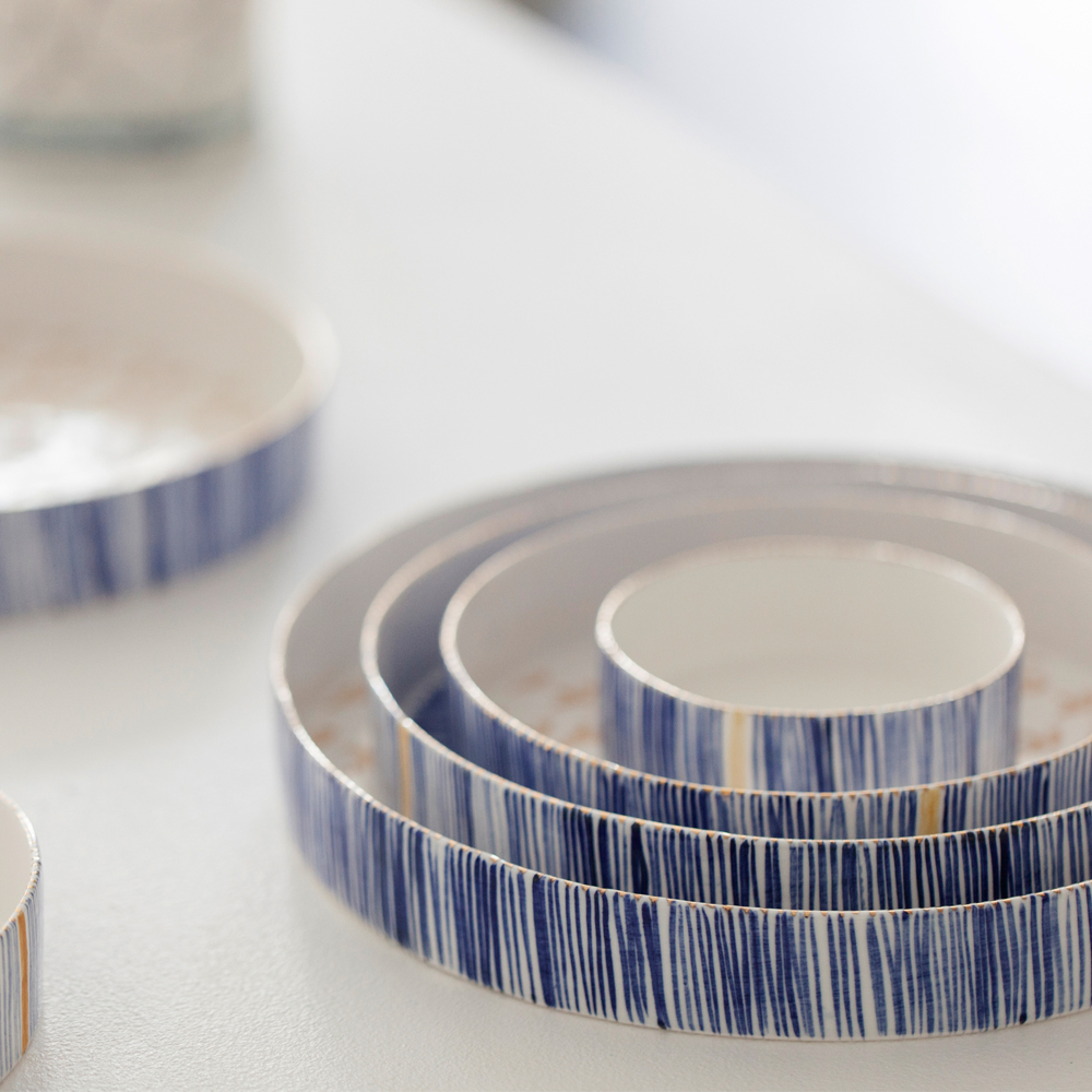 Cobalt Dishes