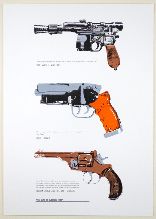 The Guns of Harrison Ford
