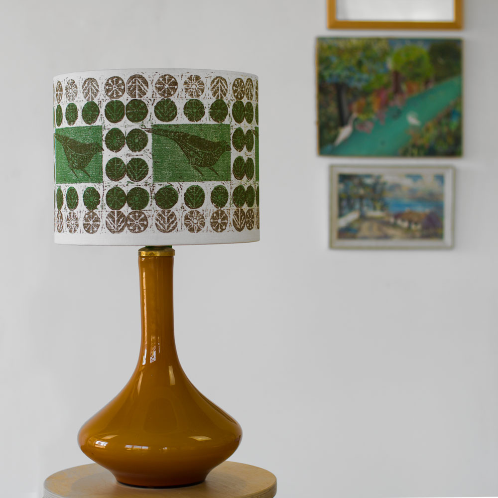 THRUSH lampshade