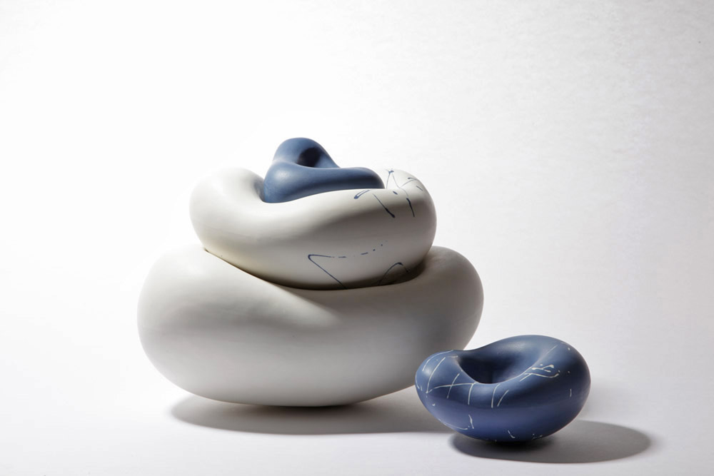 Breathing Space Collection - Stacking Sculptures