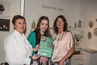KATHERINE LEES BEST NEW MAKER SPONSORED BY GODFREY HOLLAND