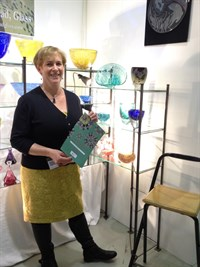 JULIA LINSTEAD BEST GLASS SPONSORED BY CONTEMPORARY GLASS SOCIETY4
